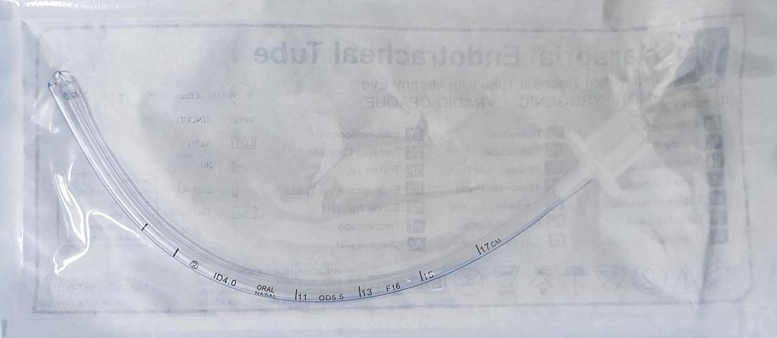 Эндотрахеальная трубка4